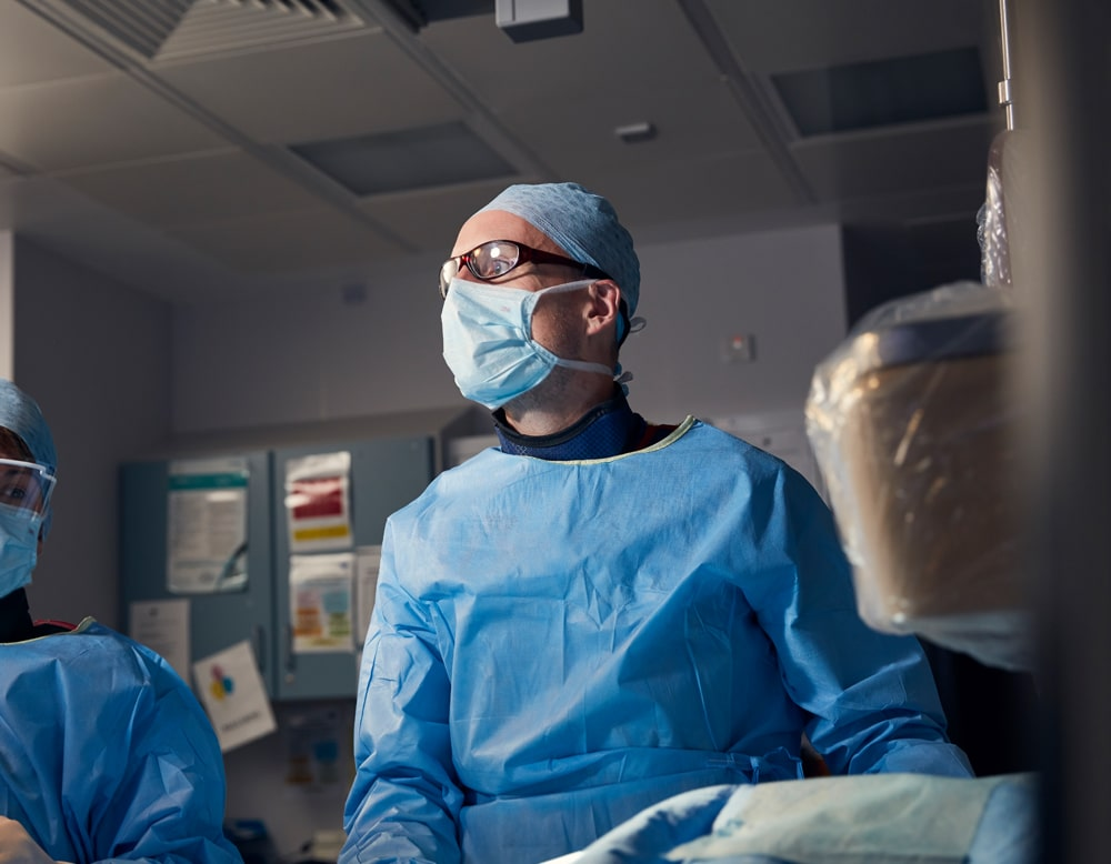 crochan o'sullivan in surgery